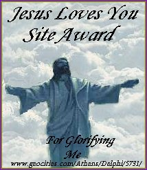 Awarded by Jesus Loves You